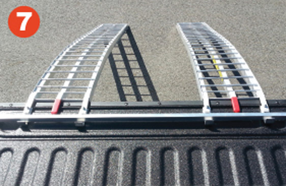 atv loading ramps