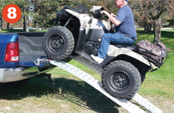 four wheeler ramps